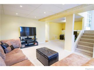 Photo 10: 106 Brotman Bay in Winnipeg: St Vital Residential for sale (South East Winnipeg)  : MLS®# 1607853
