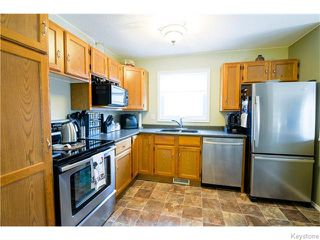 Photo 6: 106 Brotman Bay in Winnipeg: St Vital Residential for sale (South East Winnipeg)  : MLS®# 1607853