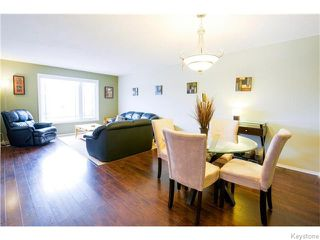 Photo 4: 106 Brotman Bay in Winnipeg: St Vital Residential for sale (South East Winnipeg)  : MLS®# 1607853