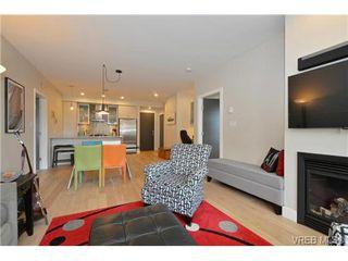 Photo 5: 201 1011 Burdett Ave in VICTORIA: Vi Downtown Condo for sale (Victoria)  : MLS®# 731562