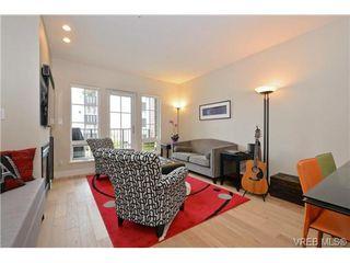 Photo 2: 201 1011 Burdett Ave in VICTORIA: Vi Downtown Condo for sale (Victoria)  : MLS®# 731562