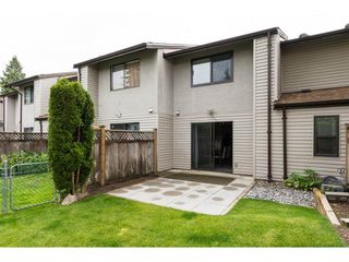 "Photo 1: 26 9955 140 Street in Surrey: Whalley Townhouse for sale in ""TIMBERLANE"" (North Surrey)  : MLS®# R2084442"