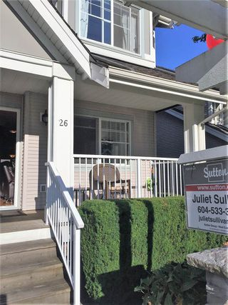 "Photo 14: 26 6555 192A Street in Surrey: Clayton Townhouse for sale in ""Carlisle"" (Cloverdale)  : MLS®# R2089106"