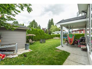 Photo 20: 2153 EBONY Street in Abbotsford: Central Abbotsford House for sale : MLS®# R2093755