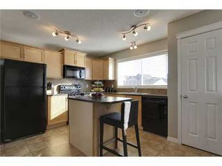 Photo 6: 342 EVERGLEN Rise SW in Calgary: 2 Storey for sale : MLS®# C3586109