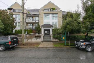"Photo 1: 305 1519 GRANT Avenue in Port Coquitlam: Glenwood PQ Condo for sale in ""The Beacon"" : MLS®# R2111528"