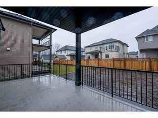 Photo 20: 27645 RAILCAR Crescent in Abbotsford: Aberdeen House for sale : MLS®# R2125726