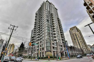 "Main Photo: 2201 1295 RICHARDS Street in Vancouver: Downtown VW Condo for sale in ""THE OSCAR"" (Vancouver West)  : MLS®# R2134964"