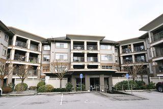 "Main Photo: 313 12248 224TH Street in Maple Ridge: East Central Condo for sale in ""URBANO"" : MLS®# R2140318"
