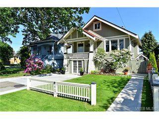Main Photo: 3097 Harriet Road in VICTORIA: Vi Burnside Single Family Detached for sale (Victoria)  : MLS®# 375327