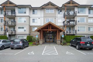 "Photo 1: 414 2955 DIAMOND Crescent in Abbotsford: Abbotsford West Condo for sale in ""Westwood"" : MLS®# R2149525"