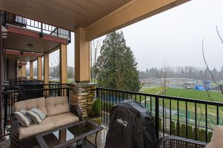 "Photo 18: 316 8328 207A Street in Langley: Willoughby Heights Condo for sale in ""Yorkson Creek Park"" : MLS®# R2150359"