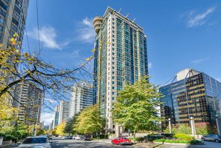 Photo 1: 2705 1367 ALBERNI Street in Vancouver: West End VW Condo for sale (Vancouver West)  : MLS®# R2164011