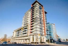 Photo 1: 1703 8833 HAZELBRIDGE Way in Richmond: West Cambie Condo for sale : MLS®# R2199525