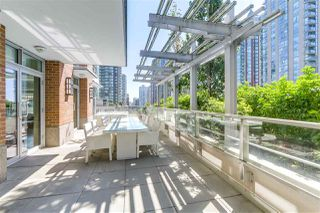 Photo 18: 2203 535 SMITHE STREET in Vancouver: Downtown VW Condo for sale (Vancouver West)  : MLS®# R2199391