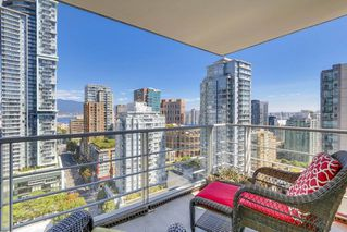 Photo 1: 2203 535 SMITHE STREET in Vancouver: Downtown VW Condo for sale (Vancouver West)  : MLS®# R2199391