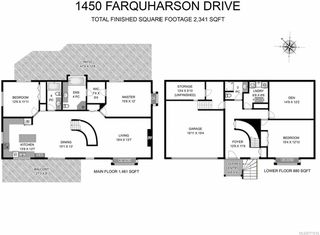 Photo 9: 1450 Farquharson Dr in COURTENAY: CV Courtenay East House for sale (Comox Valley)  : MLS®# 771214