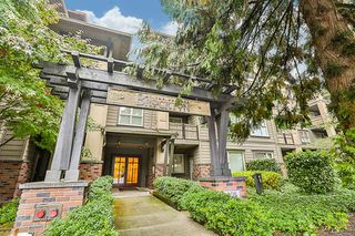 "Photo 1: 210 808 SANGSTER Place in New Westminster: The Heights NW Condo for sale in ""THE BROCKTON"" : MLS®# R2213078"