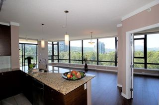"Photo 1: 1104 110 BREW Street in Port Moody: Port Moody Centre Condo for sale in ""ARIA"" : MLS®# R2225722"