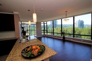 "Photo 3: 1104 110 BREW Street in Port Moody: Port Moody Centre Condo for sale in ""ARIA"" : MLS®# R2225722"