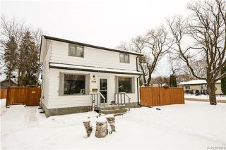 Photo 1: 1048 Edderton Avenue in Winnipeg: West Fort Garry Residential for sale (1Jw)  : MLS®# 1730994