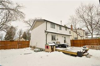 Photo 13: 1048 Edderton Avenue in Winnipeg: West Fort Garry Residential for sale (1Jw)  : MLS®# 1730994
