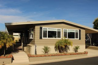Photo 1: CARLSBAD WEST Manufactured Home for sale : 2 bedrooms : 7262 San Luis St in Carlsbad