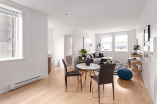 """Photo 4: 701 233 ABBOTT Street in Vancouver: Downtown VW Condo for sale in """"ABBOTT PLACE"""" (Vancouver West)  : MLS®# R2237351"""