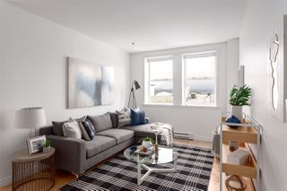 """Photo 8: 701 233 ABBOTT Street in Vancouver: Downtown VW Condo for sale in """"ABBOTT PLACE"""" (Vancouver West)  : MLS®# R2237351"""