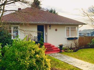 Photo 1: 503 E 7TH STREET in North Vancouver: Lower Lonsdale House for sale : MLS®# R2236493