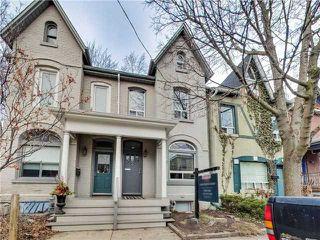 Main Photo: 20 Cummings Street in Toronto: South Riverdale House (2 1/2 Storey) for sale (Toronto E01)  : MLS®# E4065205