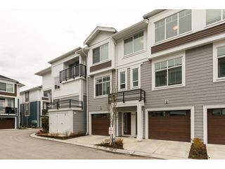 """Photo 1: 20 2528 156 Street in Surrey: King George Corridor Townhouse for sale in """"Zircon"""" (South Surrey White Rock)  : MLS®# R2255387"""