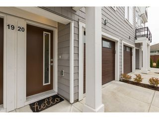 """Photo 2: 20 2528 156 Street in Surrey: King George Corridor Townhouse for sale in """"Zircon"""" (South Surrey White Rock)  : MLS®# R2255387"""
