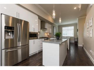 """Photo 6: 20 2528 156 Street in Surrey: King George Corridor Townhouse for sale in """"Zircon"""" (South Surrey White Rock)  : MLS®# R2255387"""