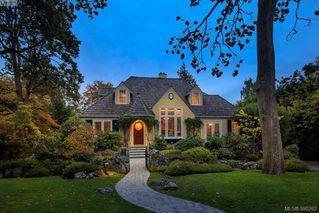 Photo 1: 3355 Weald Road in VICTORIA: OB Uplands Single Family Detached for sale (Oak Bay)  : MLS®# 390262
