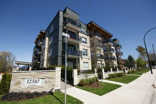 "Photo 1: 206 12310 222 Street in Maple Ridge: West Central Condo for sale in ""The 222"" : MLS®# R2260579"