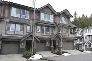 "Photo 1: 119 1480 SOUTHVIEW Street in Coquitlam: Burke Mountain Townhouse for sale in ""CEDAR CREEK NORTH"" : MLS®# R2265531"