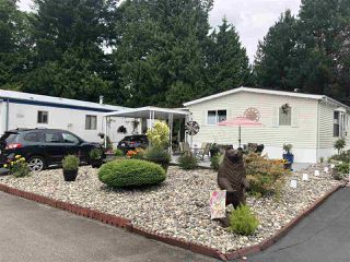 "Main Photo: 5 2315 198 Street in Langley: Brookswood Langley Manufactured Home for sale in ""Deer Creek Estates"" : MLS®# R2280560"