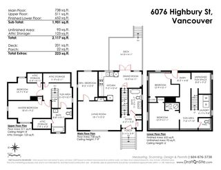 "Photo 20: 6076 HIGHBURY Street in Vancouver: Southlands House for sale in ""Southlands"" (Vancouver West)  : MLS®# R2301534"