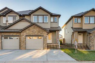 Main Photo: 9 9231 213 Street in Edmonton: Zone 58 House Half Duplex for sale : MLS®# E4134357