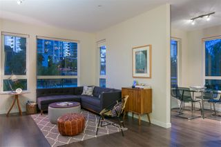 "Main Photo: 207 217 W 8TH Street in North Vancouver: Central Lonsdale Condo for sale in ""Queen Mary"" : MLS®# R2326109"