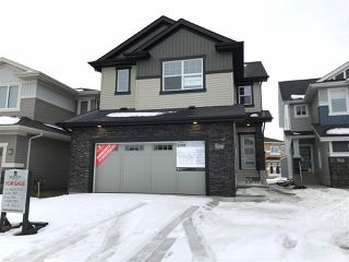 Main Photo: 8118 GOURLAY Place in Edmonton: Zone 58 House for sale : MLS®# E4139134