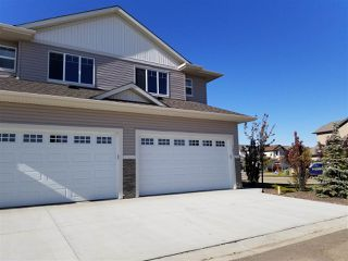 Photo 1: 101 300 Awentia Drive: Leduc Townhouse for sale : MLS®# E4142877