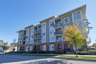 """Main Photo: 327 15956 86A Avenue in Surrey: Fleetwood Tynehead Condo for sale in """"Ascend"""" : MLS®# R2339517"""