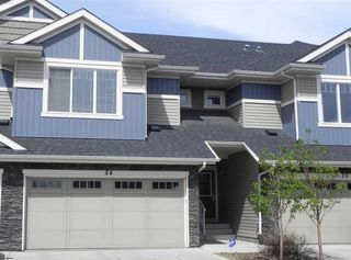 Photo 1: 24 2004 TRUMPETER Way in Edmonton: Zone 59 Townhouse for sale : MLS®# E4143845