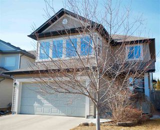 Main Photo: 1284 MCALLISTER Way in Edmonton: Zone 55 House for sale : MLS®# E4147479