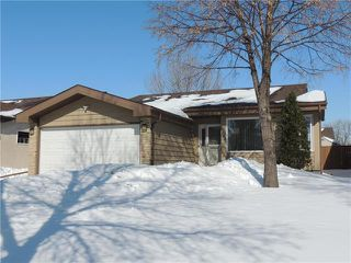 Photo 1: 215 Rutledge Crescent in Winnipeg: Harbour View South Residential for sale (3J)  : MLS®# 1905756