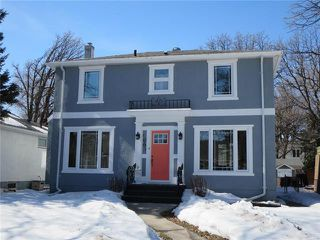 Photo 1: 549 Montrose Street in Winnipeg: River Heights Residential for sale (1D)  : MLS®# 1906558