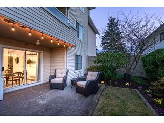 """Photo 1: 105 5375 VICTORY Street in Burnaby: Metrotown Condo for sale in """"THE COURTYARD"""" (Burnaby South)  : MLS®# R2357263"""