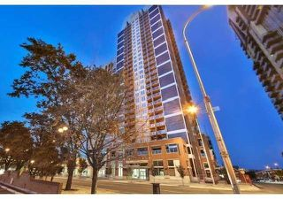 Main Photo: 1510 1320 1 Street SE in Calgary: Beltline Apartment for sale : MLS®# C4238146